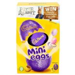 Cadbury Mini Eggs Medium Easter Egg 130G